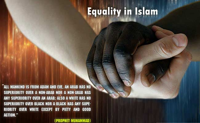 Equality-in-Islam