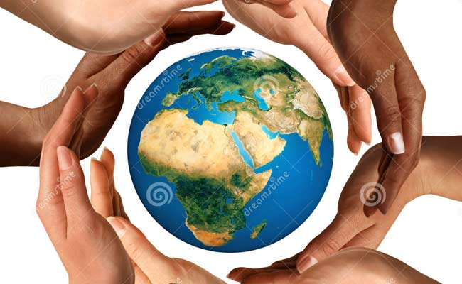 multiracial-hands-surrounding-earth